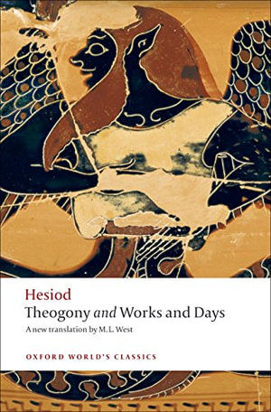 Cover of Theogony and Works and Days