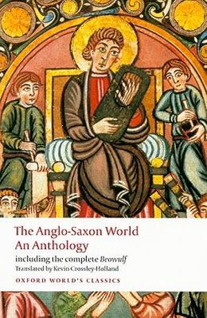 Cover of The Anglo-Saxon World