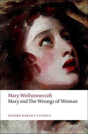 Cover of Mary and The Wrongs of Woman