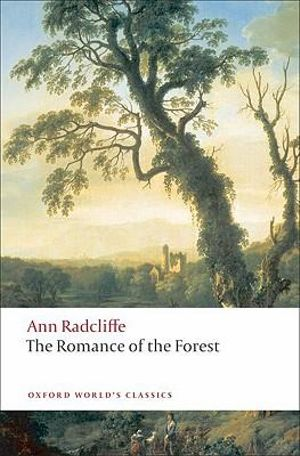 Cover of The Romance of the Forest