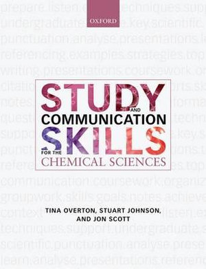 Cover of Study and Communication Skills for the Chemical Sciences