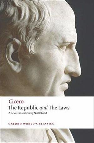 Cover of The Republic And The Laws