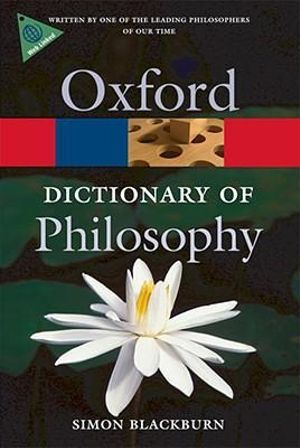 Cover of Dictionary Of Philosophy Revised