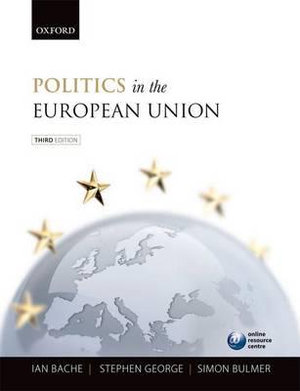 Cover of Politics in the European Union