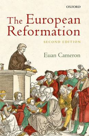 Cover of The European Reformation