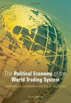 Cover of The Political Economy of the World Trading System