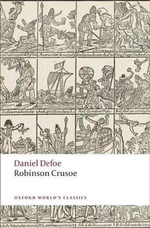 Cover of Robinson Crusoe