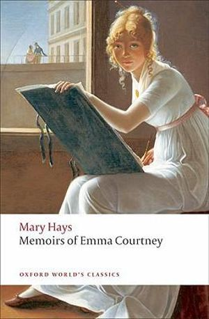 Cover of Memoirs of Emma Courtney