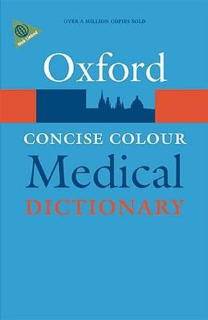 Cover of Concise Colour Medical Dictionary