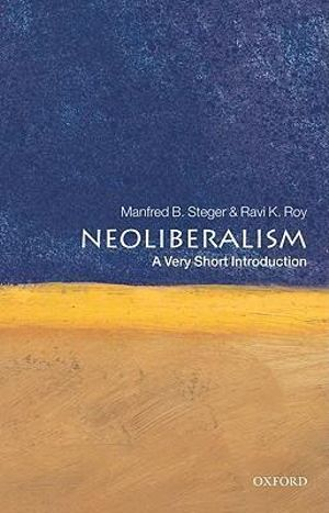 Cover of Neoliberalism