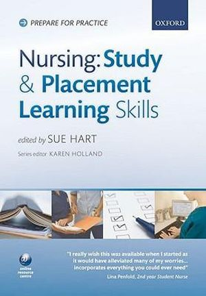 Cover of Nursing Study and Placement Learning Skills