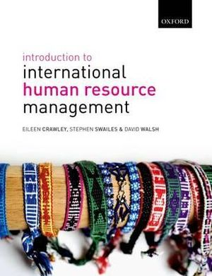 Cover of Introduction to International Human Resource Management