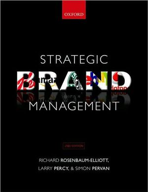 Cover of Strategic Brand Management