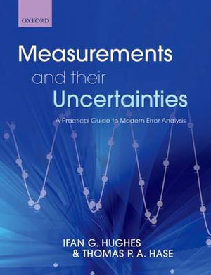 Cover of Measurements and their Uncertainties