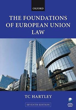 Cover of The Foundations of European Union Law