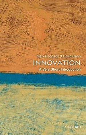 Cover of Innovation: A Very Short Introduction
