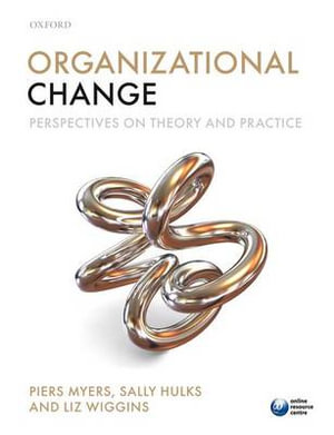 Cover of Organizational Change