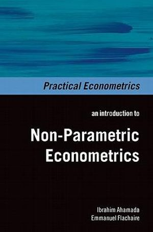 Cover of Non-Parametric Econometrics