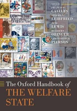 Cover of The Oxford Handbook of the Welfare State