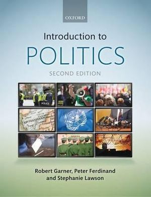 Cover of Introduction to Politics