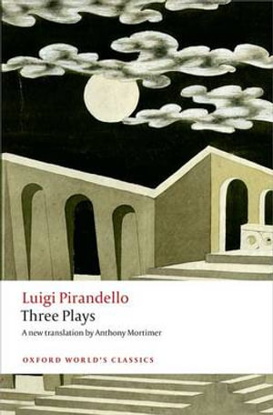 Cover of Three Plays
