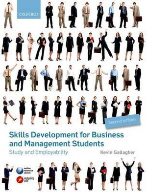 Cover of Skills Development for Business and Management Students