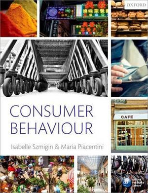 Cover of Consumer Behaviour