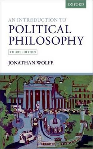 Cover of An Introduction to Political Philosophy