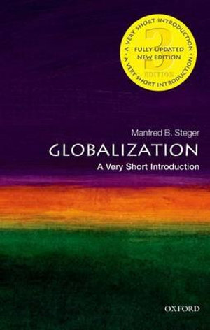 Cover of Globalization: A Very Short Introduction