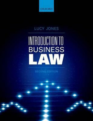 Cover of Introduction to Business Law