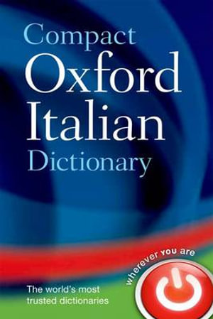 Cover of Compact Oxford Italian Dictionary