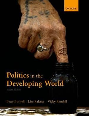 Cover of Politics in the Developing World 4e