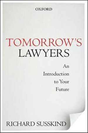 Cover of Tomorrow's Lawyers