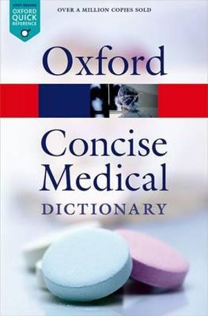 Cover of Concise Medical Dictionary