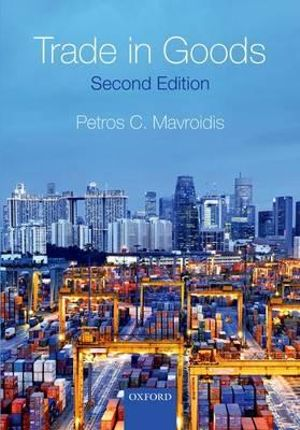 Cover of Trade in Goods