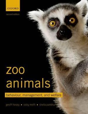 Cover of Zoo Animals