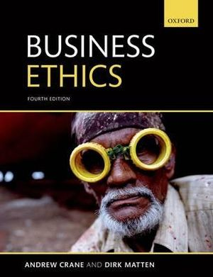 Cover of Business Ethics