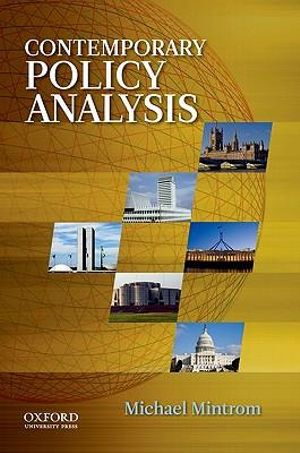 Cover of Contemporary Policy Analysis