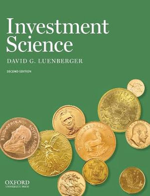 Cover of Investment Science