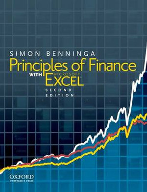 Cover of Principles of Finance With Excel