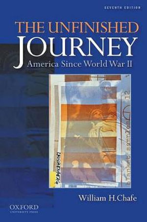 Cover of The unfinished journey