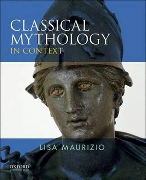 Cover of Classical Mythology in Context