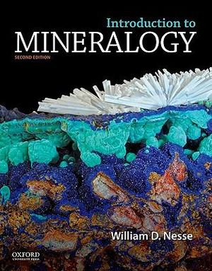 Cover of Introduction to Mineralogy