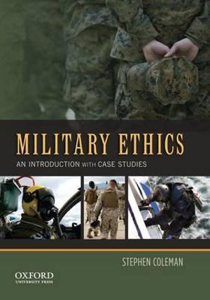 Cover of Military Ethics