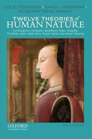 Cover of Twelve Theories of Human Nature