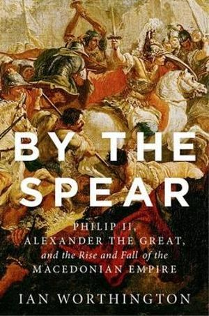 Cover of By the Spear