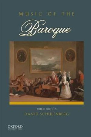 Cover of Music of the Baroque