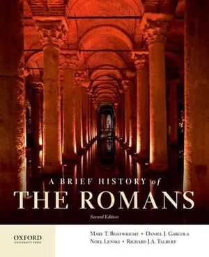 Cover of A Brief History of the Romans