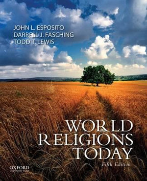 Cover of World Religions Today