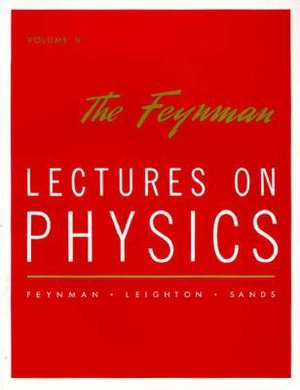 Cover of The Feynman Lectures on Physics
